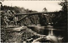 Fresselines Pont de Tenaize s la Grande Creuse France - Fresselines