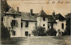 Chateau du Claud, par Lepaud France - Lépaud