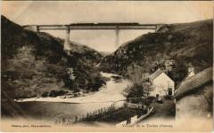 Viaduc de la Tardes France - Tardes
