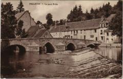 Felletin Le pont Roby France - Felletin