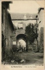 La Souterraine Porte du Puy-Charot France - La Souterraine