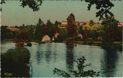 Glenic - Bord de la Creuse - Glénic