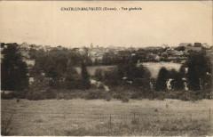 Chatelus-Malvaleix - Vue génétale - Châtelus-Malvaleix