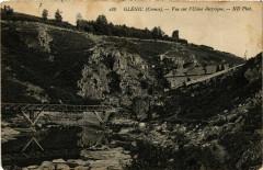 Creuse Glénic Vue sur l'Usine électrique - Glénic