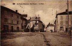 Saint-Paul-D'Eyjeaux La Place - Eyjeaux