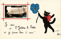 Je suis a Saint-Julien-le-Petit - Saint-Julien-le-Petit