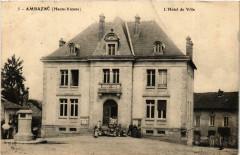 Ambazac L'Hotel de Ville - Ambazac