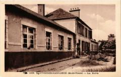 Saint-Leger-Magnazeix Les Ecoles - Saint-Léger-Magnazeix