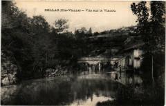 Bellac Vue sur la Vincou - Bellac
