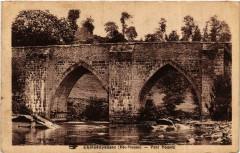 Chateauponsac Pont Romain - Châteauponsac