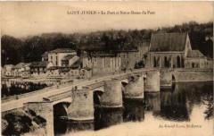 Saint-Junien Le Pont et Notre-Dame-du-Pont - Saint-Junien