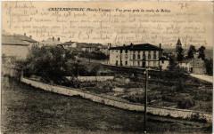 Chateauponsac Vue prise pres la route de Bellac - Châteauponsac