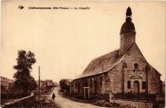 Chateauponsac La Chapelle - Châteauponsac