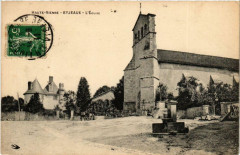 Eyjeaux Eglise - Eyjeaux