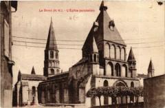 Le Dorat Eglise paroissiale - Le Dorat