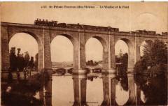 Saint-Priest-Taurion Le Viaduc et le Pont - Saint-Priest-Taurion