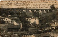 Bellac Les Tanneries et le Viaduc - Bellac