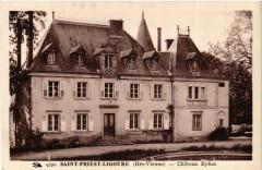 Saint-Priest-Ligoure Chateau Eylias - Saint-Priest-Ligoure