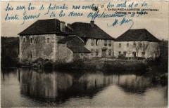 Saint-Sulpice-Lauriere Chateau de la Ribierre - Saint-Sulpice-Laurière