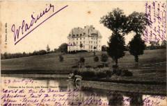 Chateau de La Garde, pres Nexon - Nexon