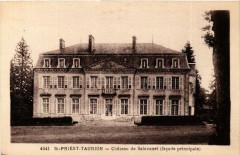 Saint-Priest-Taurion Chateau de Salevanet - Saint-Priest-Taurion