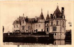 Env. de Saint-Mathieu Chateau-Rocher - Saint-Mathieu