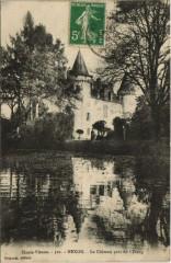 Nexon Le Chateau prés de L'Etang - Nexon