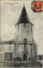 Haute-Vienne Saint-Mathieu L'Eglise - Saint-Mathieu