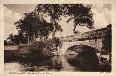 Sauviat-sur-Vige - Le Pont - Sauviat-sur-Vige