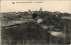 Saint-Auvent - Vue générale - Saint-Auvent