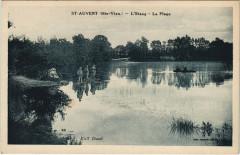 Saint-Auvent - L'Etang - La Plage - Saint-Auvent