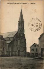 Saint-Sulpice-les-Feuilles - L'Eglise - Saint-Sulpice-les-Feuilles