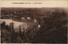 Peyrat-de-Bellac - La Roche Vigeane - Peyrat-de-Bellac