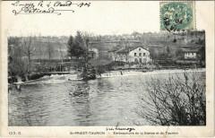 Saint-Priest-Taurion - Embouchure de la Vienne et du Taurion - Saint-Priest-Taurion
