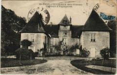 Saint-Paul-d'Eyjeaux Chateau d'Aigueperse - Eyjeaux