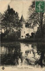 Nexon Le Chateau pres de l'Etang - Nexon