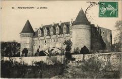 Rochechouart - Le Chateau - Rochechouart