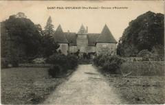 Saint-Paul-D'Eyjeaux - Chateau d'Aigueperse - Eyjeaux