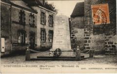 Dompierre-les-Eglises - Mon. du Souvenir - Dompierre-les-Églises