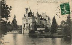 Chateaurocher pres Saint-Mathieu - Facade Nord-Est - Saint-Mathieu
