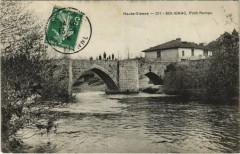 Solignac Pont Rompu - Solignac