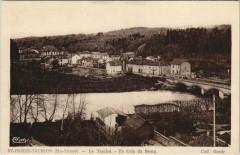 Saint-Priest-Taurion - Le Taurion - Un Coin du Bourg - Saint-Priest-Taurion