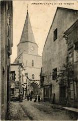Magnac-Laval - L'Eglise - Magnac-Laval
