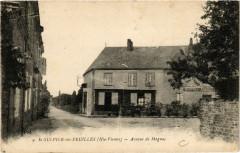 Saint-Sulpice-les-Feuilles - Avenue de Magnac - Saint-Sulpice-les-Feuilles