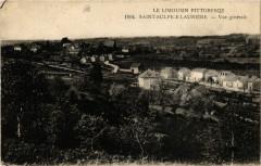 Saint-Sulpice-Lauriere - Vue générale - Saint-Sulpice-Laurière