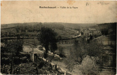 Rochechouart - Vallée de la Vayre - Rochechouart