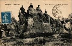 Peyrat-le-Chateau Pierre Druidique dite Roche Bouteillere - Peyrat-le-Château