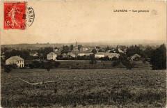 Lauriere - Vue générale - Laurière