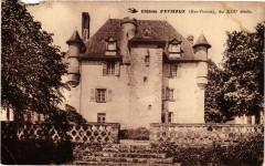 Chateau d'Eyjeaux du Xiii siecle - Eyjeaux