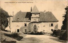 Chateau d'Aigueperse par Saint-Paul-d'Eyjeaux - Eyjeaux